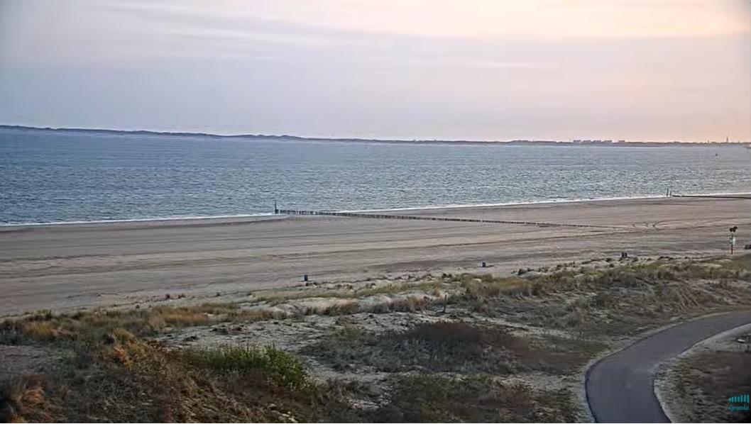 Het strandweer voor vrijdag 17 april