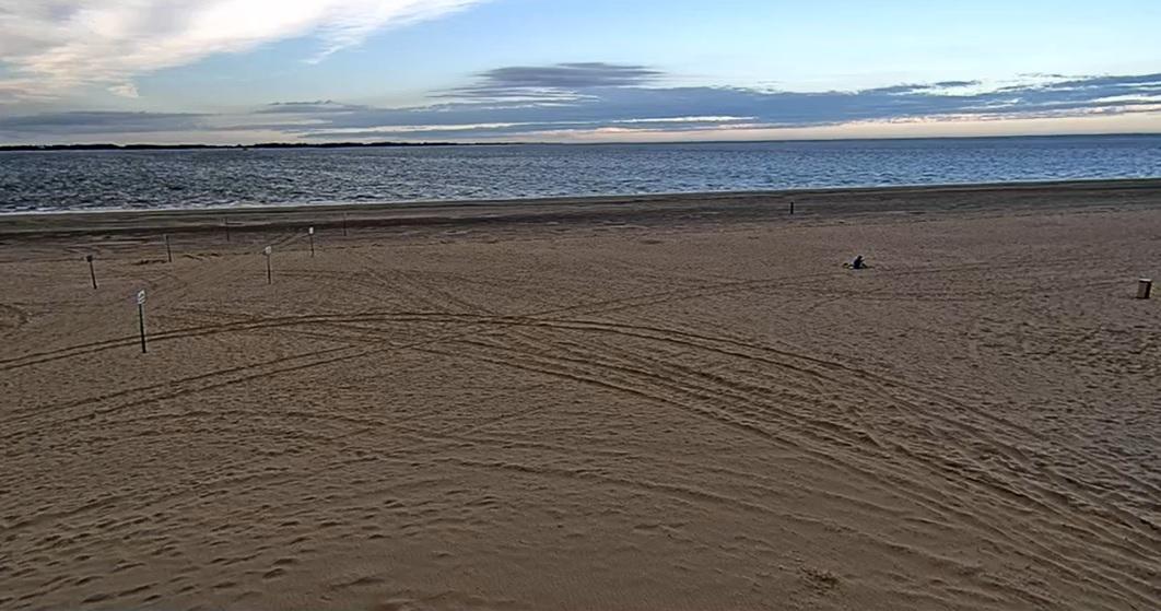 Het strandweer voor vrijdag 21 augustus