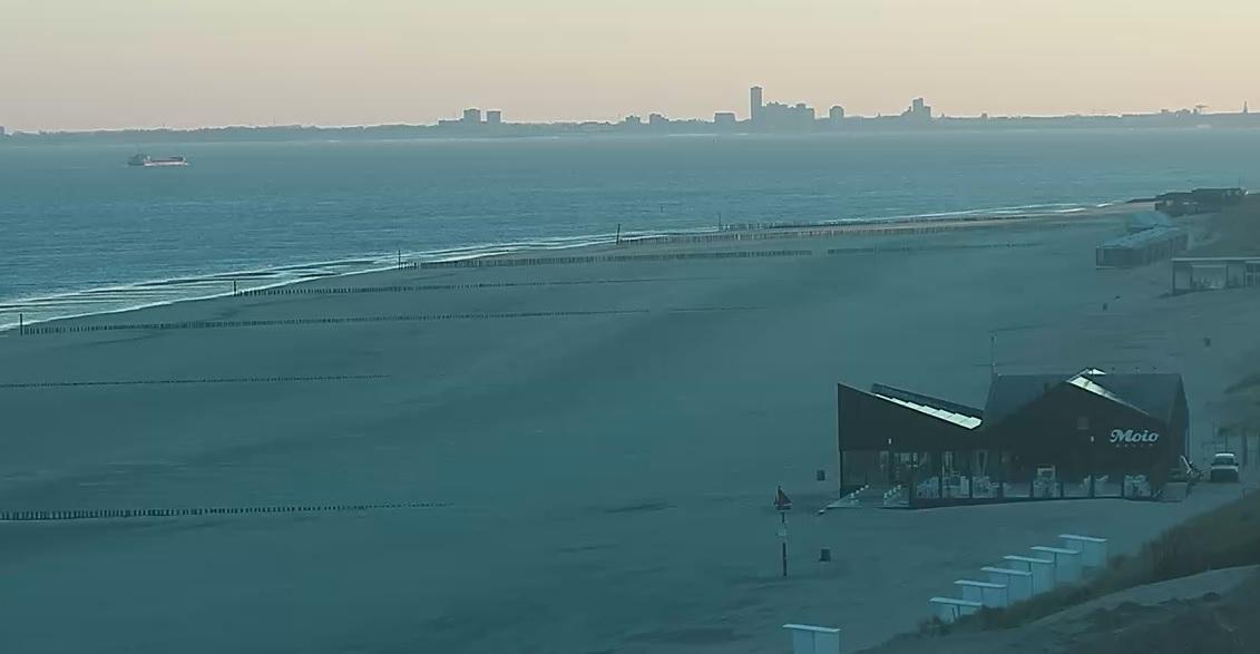 Het strandweer voor zondag 22 maart