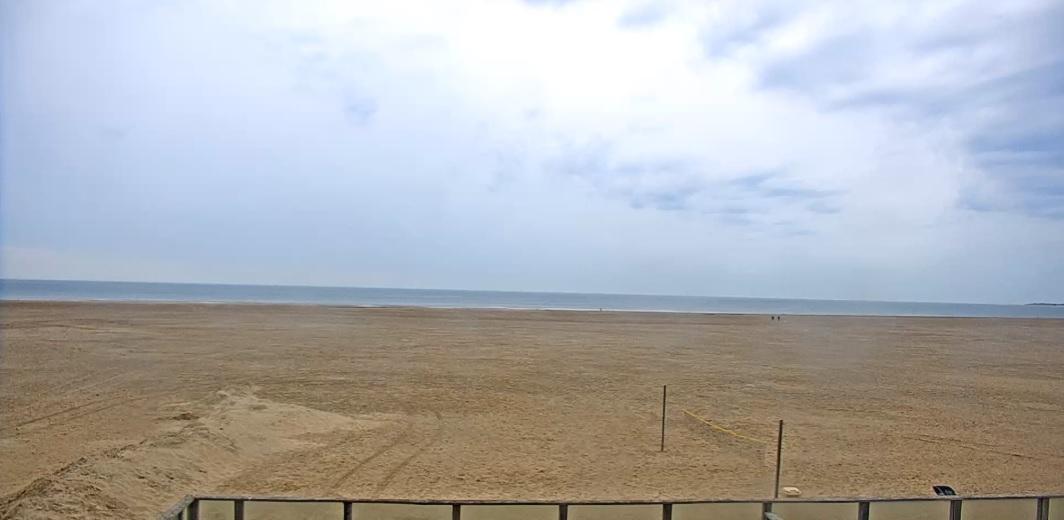 Het strandweer voor vrijdag 22 mei