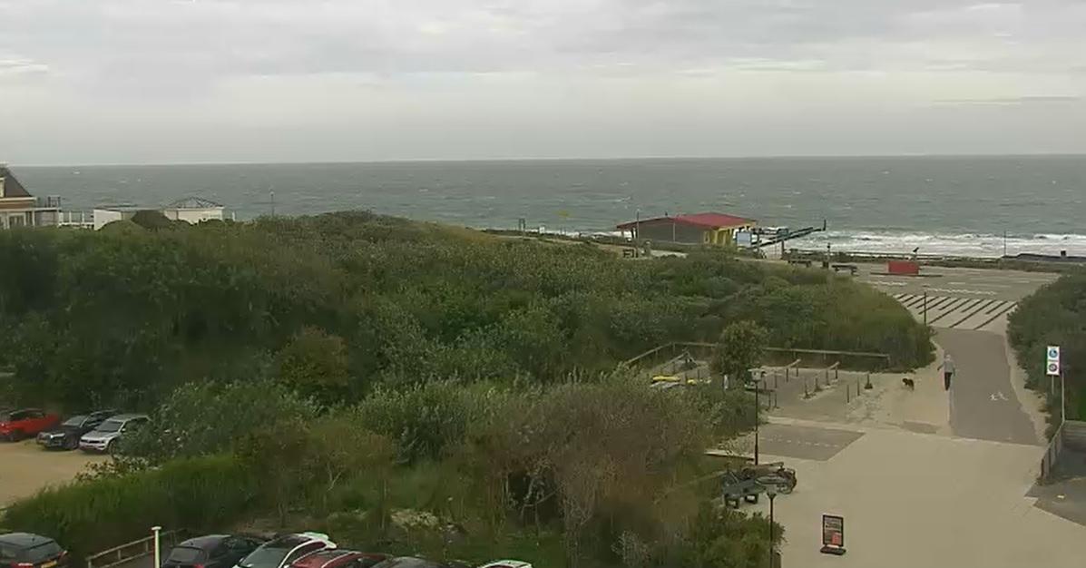 Het strandweer voor zondag 24 mei
