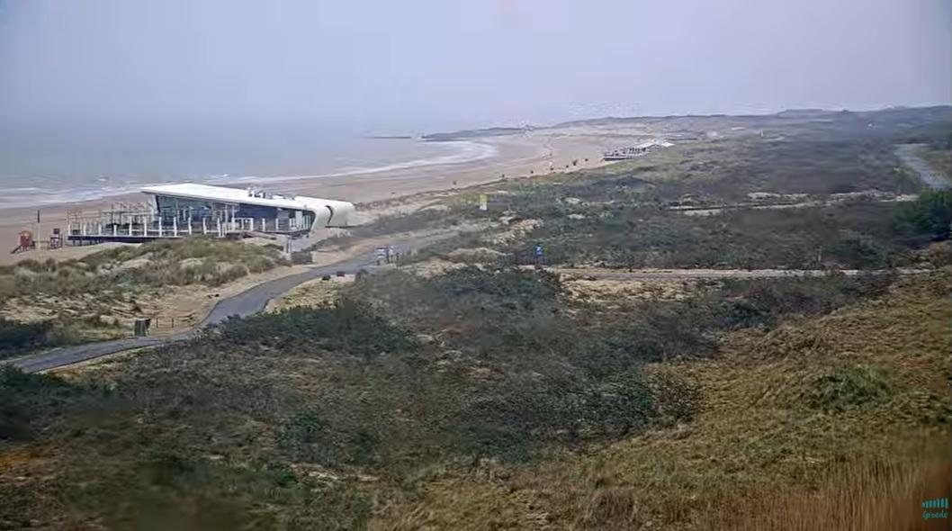 Het strandweer voor dinsdag 28 april
