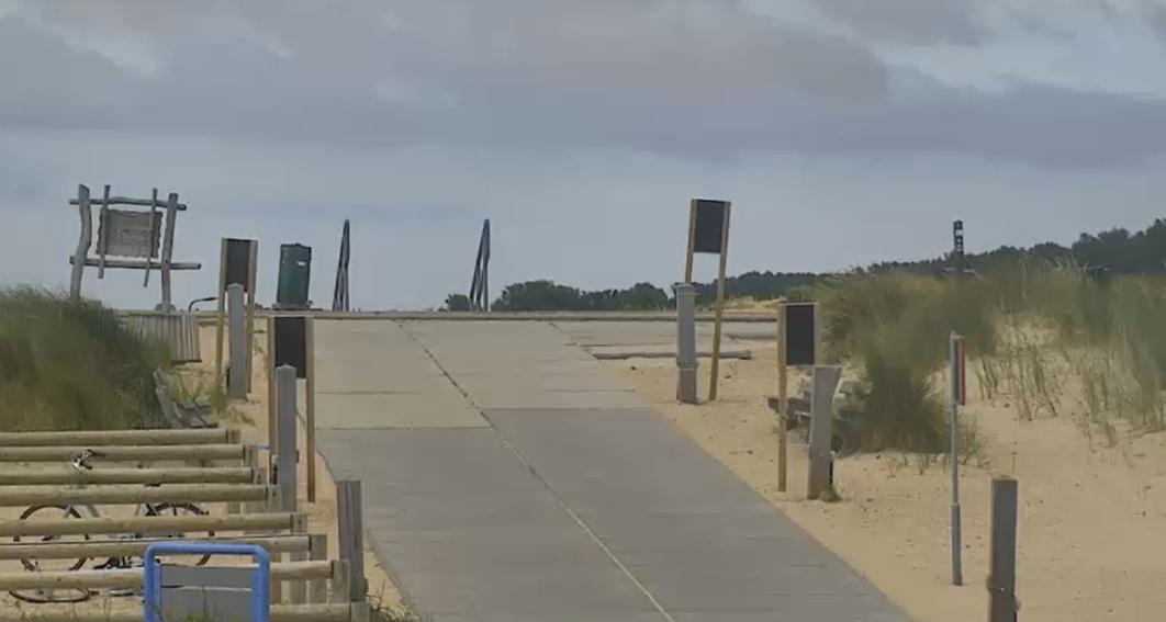 Het strandweer voor dinsdag 30 juni
