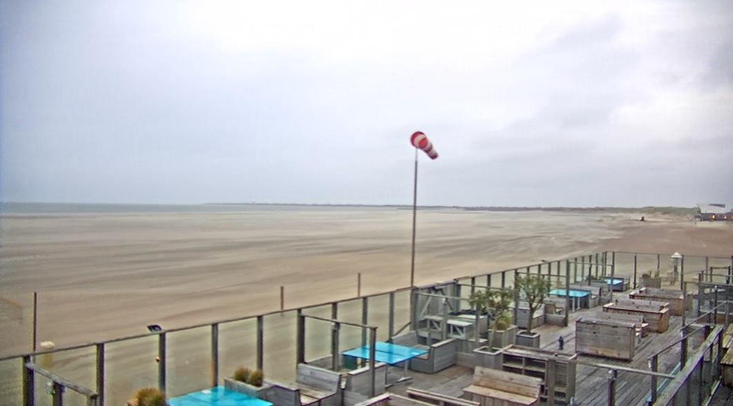 Het strandweer voor vrijdag 30 oktober