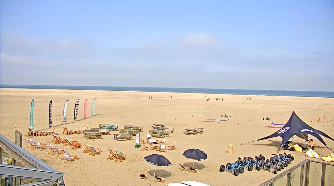 Het strandweer voor zondag 19 juli