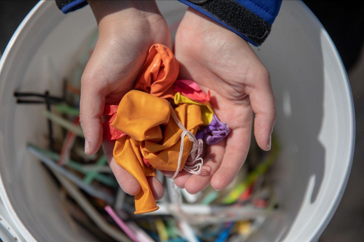 Ballonnen oplaten bij meeste gemeenten verleden tijd